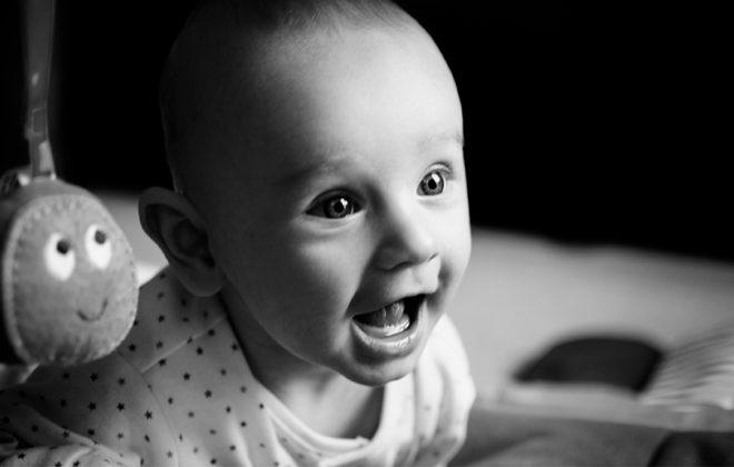 My little superstar always smiling